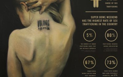 Tahoe Activist Artists Human Trafficking Campaign