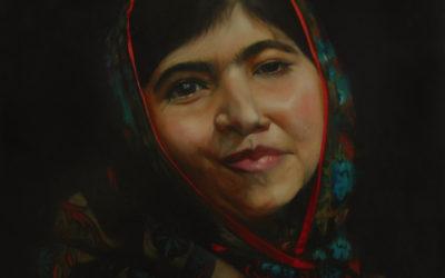 Malala Yousafzai (2017)